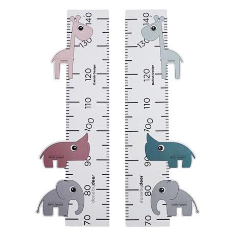 Done by Deer Height measurer mätsticka