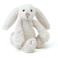 Jellycat Bashful Cream Bunny Baby