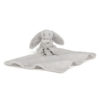 Jellycat Bashful Silver Bunny Soother snuttis