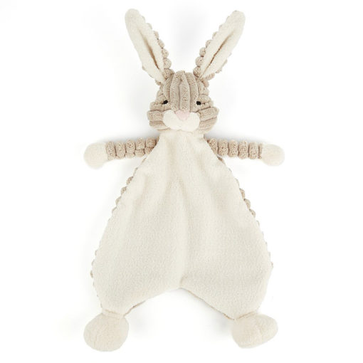 Jellycat Cordy Roy Baby Hare Soother snuttis