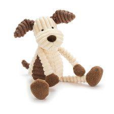 Jellycat Cordy Roy Puppy Baby kramdjur gosedjur hund