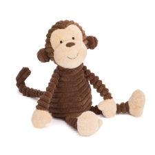 Jellycat Cordy Roy Monkey Baby kramdjur gosedjur apa