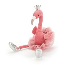 Jellycat Fancy Flamingo gosedjur kramdjur