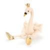 Jellycat Fancy Swan kramdjur gosedjur