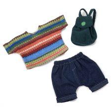 Rubens Cutie Back to school, Skolkläder till Cuties dockor