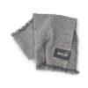 Grafitgrå Handduk Våfflad 50x70 cm