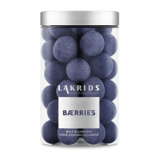 Lakrids Bærries Wild Blueberry big, Blåbär by Johan Bülow lakrits