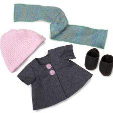Rubens Cutie Midwinter Vinterkläder till Cuties docka
