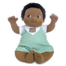 Rubens Baby Nils, mjuk handgjord docka