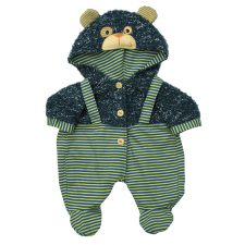 Rubens Baby Teddy overall, Overall m luva till Baby