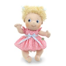 Rubens Cutie Emelie, mjuk handgjord docka