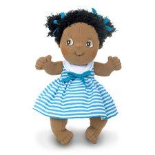 Rubens Cutie Jennifer mjuk handgjord docka