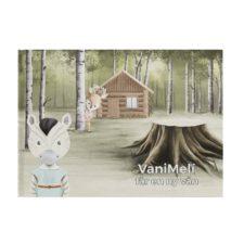 VaniMeli får en ny vän en bok om vänskap