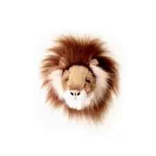 Lejonhuvud mini, brigbys djurhuvud