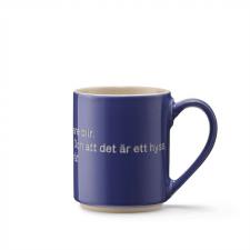 Astrid Lindgren Mugg blå