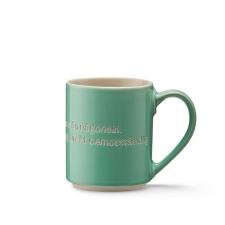 Astrid Lindgren Mugg grön