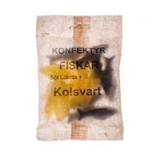 Kolsvart Söt Lakrits Sur Citron