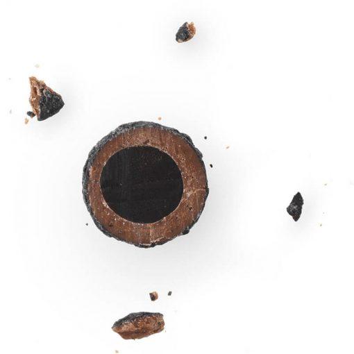 Lakrids by Johan Bülow Lakrids Black Snowball Regular Salt & Pepper Choc Coated Liquorice Ball