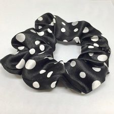 Annica Vallin Scrunchies hårband Dots Satin
