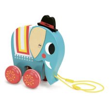 Vilac Dragdjur Elefant Ingela P. Arrhenius med hatt