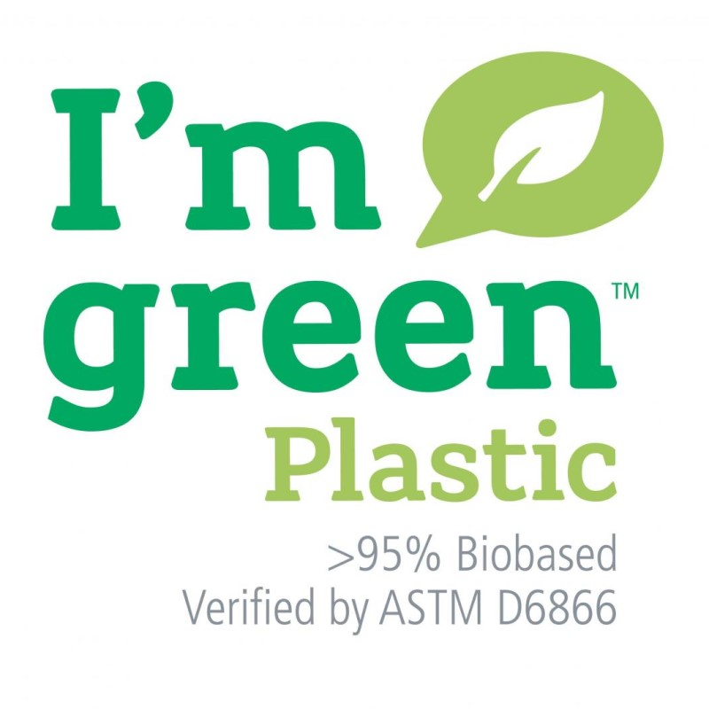 Hinza Väska Liten Olivgrön Green Plastic